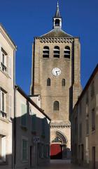 Eglise Saint-Etienne -  église Saint-Etienne, Jargeau