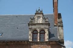 Hôtel de ville - Deutsch: Hôtel de Ville in Lorris im Département Loiret der Region Centre