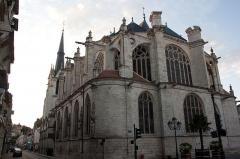 Eglise de la Madeleine -  Église de la Madeleine de Montargis / Loiret / France