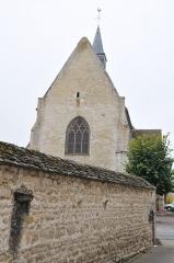 Eglise Saint-Amand - Français:   Église Saint-Amand de La Neuville-sur-Essonne, Loiret, France