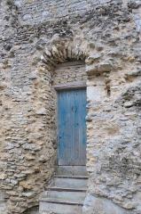 Ancien prieuré - Français:   Château (ancien prieuré) de La Neuville-sur-Essonne, Loiret, France