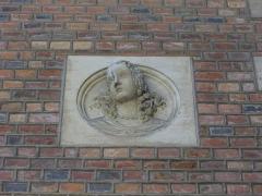 Hôtel Cabu ou maison dite de Diane de Poitiers, actuellement Musée archéologique et historique de l'Orléanais - Hôtel Cabu, musée d'histoire et d'archéologie d'Orléans (Loiret, France)