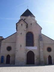 Eglise Saint-Jean-Baptiste - English: Church Saint-Jean Baptiste, Saint Jean de Braye, France