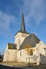 Eglise Saint-Germain - Français:   Église Saint-Germain, Sully-sur-Loire, France