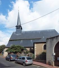 Eglise Saint-Ythier - Français:   Sully-sur-Loire (Loiret, France)
