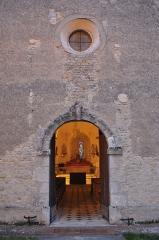 Eglise Saint-Gault d'Yèvre-le-Châtel - Français:   Église Saint-Gault, Yèvre-le-Châtel, Loiret, France