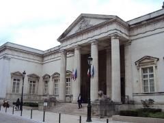 Palais de Justice - English: Palais de Justice d'Orléans