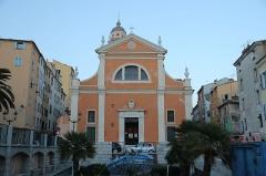Cathédrale Santa Maria Assunta ou cathédrale Notre-Dame -  Cathédrale Notre-Dame-de-l'Assomption d'Ajaccio