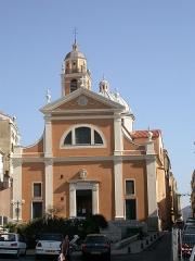 Cathédrale Santa Maria Assunta ou cathédrale Notre-Dame -  Corse Cathédrale D'Ajaccio