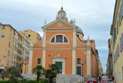 Cathédrale Santa Maria Assunta ou cathédrale Notre-Dame - Deutsch: Kathedrale Notre-Dame-de-l'Assomption Ajaccio