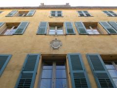 Maison de Napoléon Bonaparte - Français:   Musée de la maison Bonaparte en 2014.