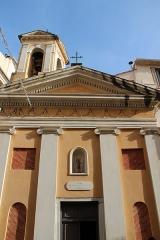 Oratoire Saint-Jean-Baptiste -  Oratoire Saint-Jean-Baptiste d'Ajaccio