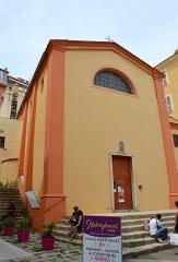 Oratoire Saint-Roch - Deutsch: Kapelle Saint-Roch d'Ajaccio