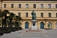 Palais Fesch - Deutsch: Ajaccio (Corse-du-Sud) - Musée Fesch