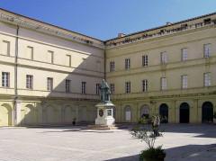Palais Fesch - Français:   Ajaccio - Musée Fesch ex-Palais Fesch