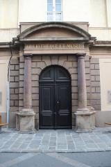 Palais Fesch -  Ajaccio (Corse-du-Sud) - Musée Fesch