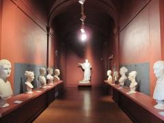 Palais Fesch - Français:   bustes de la famille Bonaparte