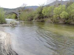 Pont de Spina-Cavallu sur le Rizzanèse (également sur commune de Sartène) -