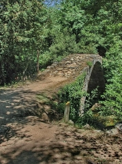 Pont génois de Zippitoli -  Pont génois de Zippoli (XVe)