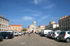Eglise Saint-Dominique - Français:   Bonifacio (Corse-du-Sud) - France, l'église Saint-Dominique (XIIe siècle).