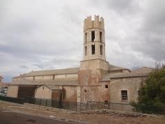 Eglise Saint-Dominique - Français:   Couvent Saint-Dominique de Bonifacio,  (Inscrit, 1990)