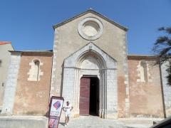 Eglise Saint-Dominique - Français:   Couvent Saint-Dominique de Bonifacio