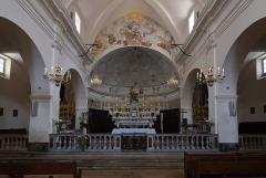 Eglise Sainte-Marie - Français:   Église Sainte-Marie Majeure à Bonifacio en Corse