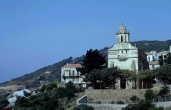Eglise Saint-Spiridon dite grecque -  Corse-Du-Sud Carghese Eglise Grecque