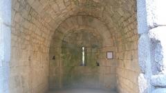 Chapelle San-Quilico de Montilati - English: Chapel San Quilico de Montilati, Corsica