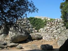 Site archéologique de Cucuruzzu -  Cucuruzzu, site préhistorique en Corse-du-Sud