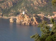 Tour génoise de Porto -  Corsica - Piana