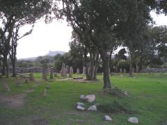 Alignements de statues-menhirs dénommés Rinaiu et I Stantare -