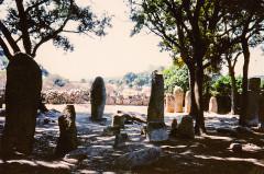 Alignement de menhirs de Pagliajo -
