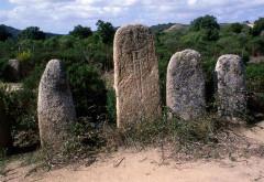 Alignement de menhirs de Pagliajo - Deutsch: Palaggiu