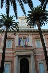 Hôtel de ville -  Hôtel de Ville Ajaccio