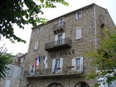 Hôtel de ville -  Sartene - Hotel de Ville