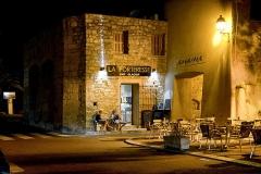 Château-fort -  Algajola, Balagne (Corse) - L'entrée de la citadelle
