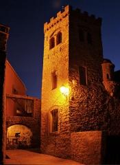 Château-fort - Français:   Algajola - Le château fort