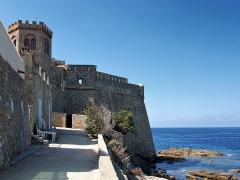 Château-fort - Français:   Algajola - La citadelle