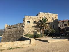 Château-fort - Italiano: Castello di Algajola, Corsica