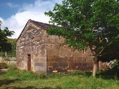 Chapelle Saint-Jean -  Altiani (Corsica) - Chapelle San Giovannu au lieu-dit Ponte