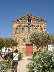 Eglise de la Sainte-Trinité - Français:   France, Haute-Corse (2B), église d\'Aregno