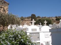 Eglise de la Sainte-Trinité - Français:   France, Haute-Corse (2B), cimetière d\'Aregno