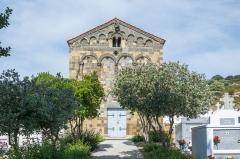 Eglise de la Sainte-Trinité - English: The church Église de l'Annociation dates from the 11th century.