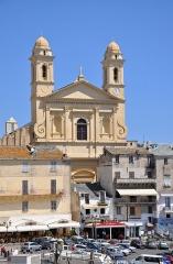 Eglise Saint-Jean-Baptiste -  L'Eglise St Jean-Batiste of Bastia