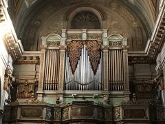 Eglise Saint-Jean-Baptiste - Italiano: Organo della chiesa S. Giovanni Battista, Bastia