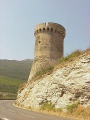 Tour de Losso -  Tour de l´Osse  Photo by de:Benutzer:Corse-calvi