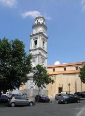 Eglise Saint-Blaise et Campanile - Église Saint-Blaise