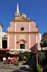 Eglise Sainte-Marie - English: A church in Calvi