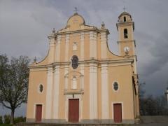 Eglise paroissiale Saint-Pierre-Saint-Paul - English: Saint Pierre & Saint Paul Church, 20290 Campile, Corsica, France